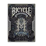Bicycle Myique Playing Cards Very Deck Shape Shifter Poker Blue