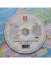 Mercedes NTG2 2018 Navigatie DVD Europa APS COMAND wegenkaart Update