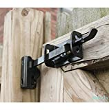 National Hardware N109-040 V1390 Thumb Latch in Black
