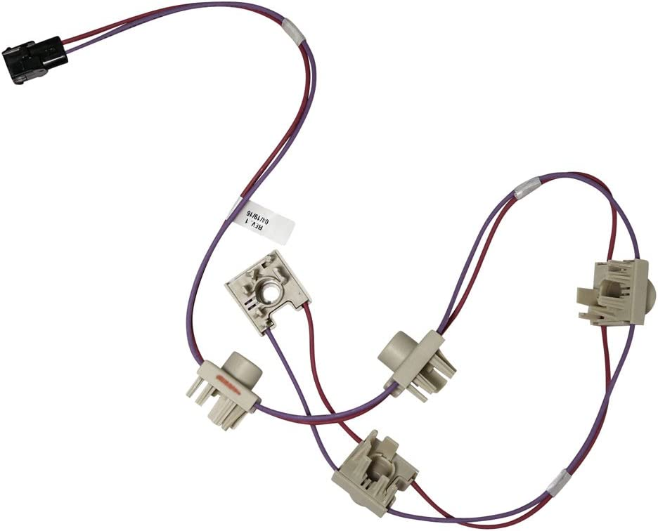 OEM WB18X23202 GE Appliance Switch Harness