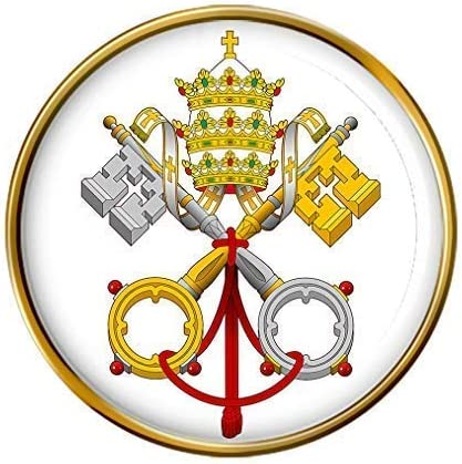 Ciudad Del Vaticano Pin Solapa