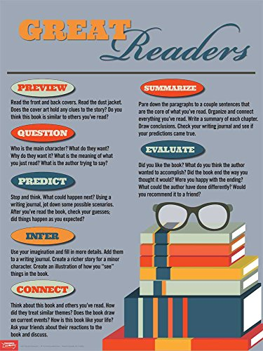 Great Readers Poster