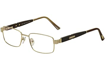 0ace5acde40 Image Unavailable. Image not available for. Color  Paul Vosheront Lunettes  Eyeglasses PV330 PV330 C3 Gold Plated ...