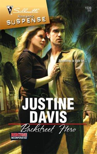 book cover of Backstreet Hero