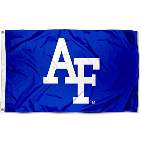 College Flags and Banners Co. Air Force Falcons AF Logo Flag