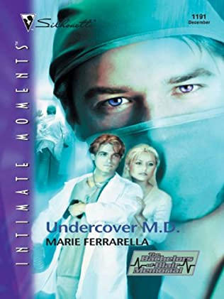book cover of Undercover MD