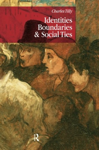 Charles Tie (Identities, Boundaries and Social Ties)