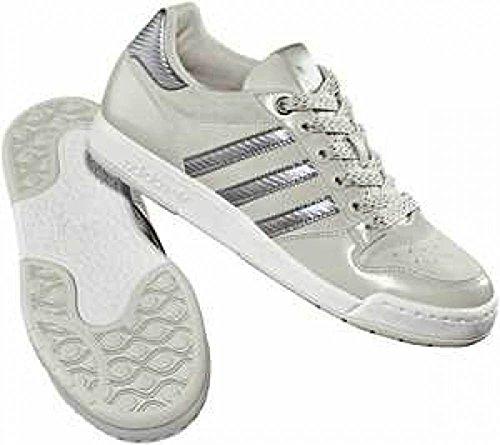 Adidas da donna Midiru Court G02147 colore: Suggerimento/Silver/White