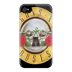 Iphone 6plus CkS2790dBfy Custom Realistic Guns N Roses Pattern Shockproof Cell-phone Hard Cover -JonBradica