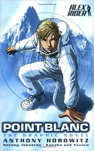 Point Blanc: The Graphic Novel (Alex Rider): Amazon co uk