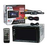 """Best POWER ACOUSTIK Backup cameras - Power Acoustik PD-623B Double DIN 6.2"""" Car DVD Review"""