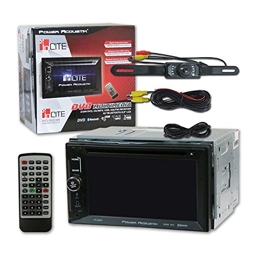 Power Acoustik PD-623B Double DIN 6.2