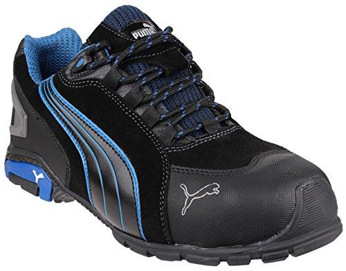 Safety Pour De Homme Puma Chaussures Noir Sécurité C78wndq