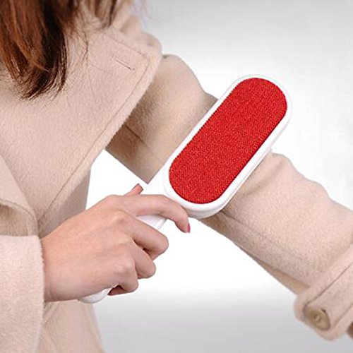 Winter Hair Dust Lint Remove Brush Cleaner Surface Clothes Sweater Sofa Bed Pet Velour Cleaning Tool