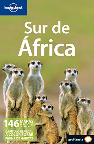 Lonely Planet Sur de Africa (Travel Guide) (Spanish Edition)