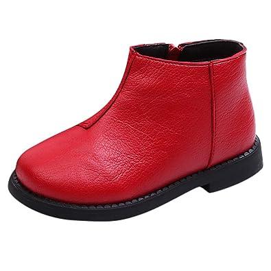 MAYOGO Schneeschuhe Damen Herren Paar Unisex Winterstiefel,Mode Retro  Winterschuhe,Outdoor Boots Arbeitsstiefel Warm e139c5a7fb