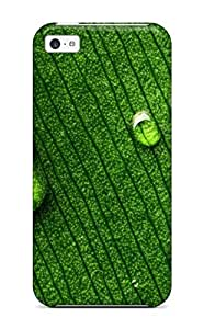 fenglinlinHpujVRy4020NPsKX Water Footprint On A Leaf Awesome High Quality ipod touch 4 Case Skin