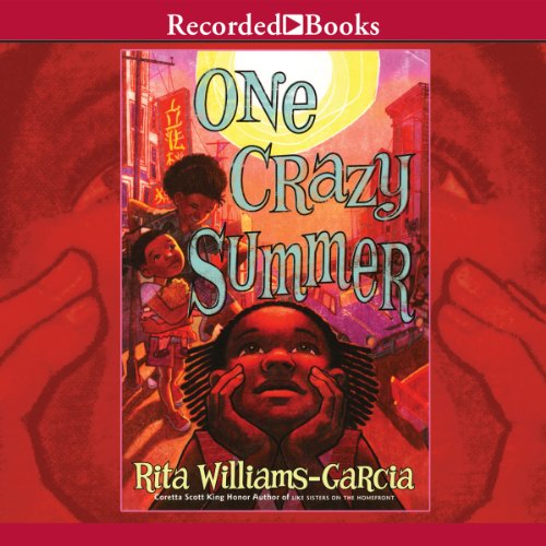 One Crazy Summer cover