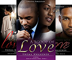 Sons Of Ishmael (3 Book Series) by  Unoma Nwankwor