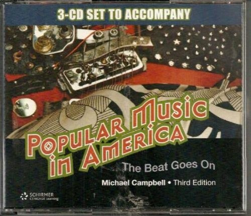 3-CD Set for Campbell's Popular Music in America: And The Beat Goes On, 3rd