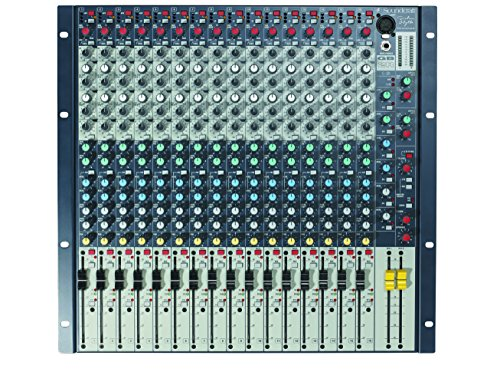 Soundcraft, Mixer - Unpowered, Channel (GB2R 16)