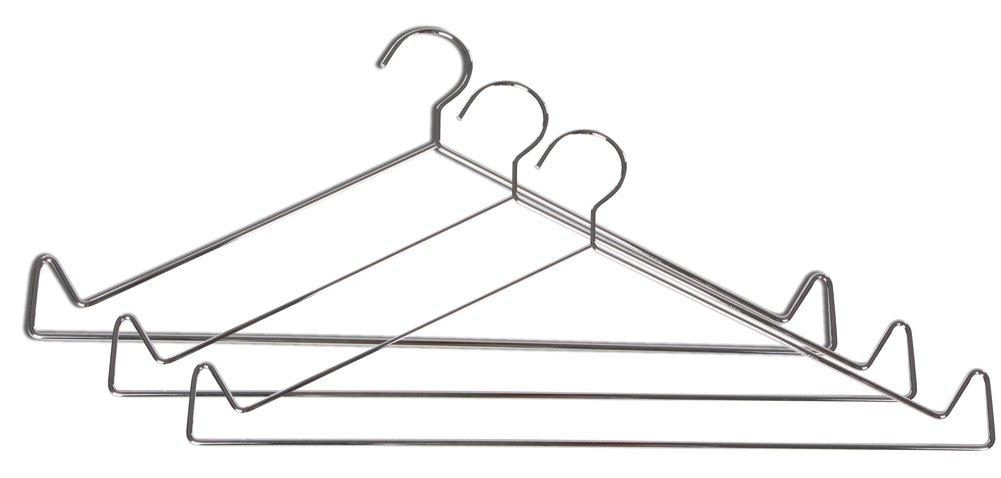 AliMed Heavy-Duty Radiation Apron Hangers, pack of 3 Hangers
