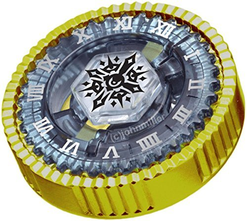 Special Edition GOLD Twisted Tempo / Basalt Horogium Beyblade - USA SHIP by X-Bey - Basalt Gold