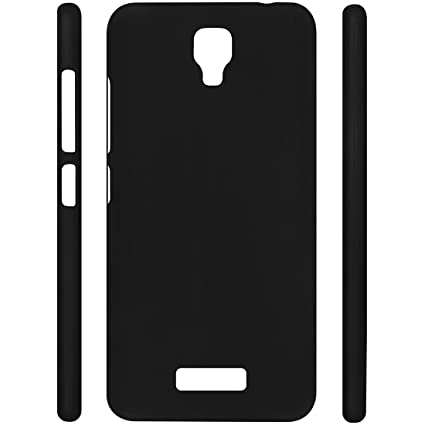 in stock 848eb 61678 Casotec Ultra Slim Hard Shell Back Case Cover for Gionee P7 - Black