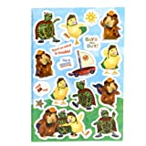Wonder Pets Sticker Sheets (2) Party Supplies