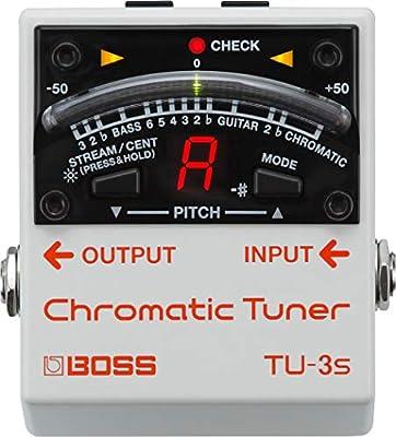 BOSS Chromatic Tuner