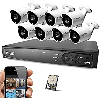 Best Vision Systems 16ch 1tb Hdd 1080p Dvr Security