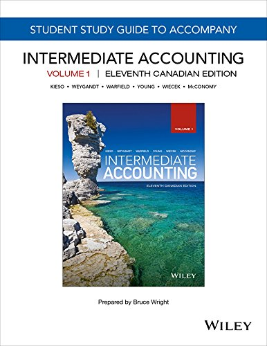 Intermediate Accounting Ifrs Edition Volume 1 Pdf