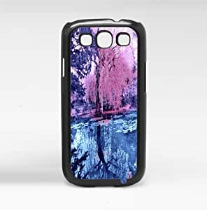 Pink Forest Hard Snap on Phone Case (Galaxy s3 III)