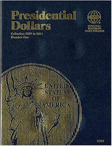 [0794821812] [9780794821814] Presidential Folder Vol. I (Official Whitman Coin Folder) – Hardcover
