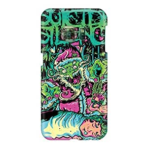 Samsung Galaxy S6 SiI10519KeLZ Provide Private Custom Vivid Suicide Silence Series Great Hard Cell-phone Case -LeoSwiech