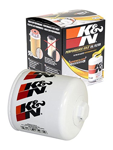 HP-2007 K&N Performance Oil Filter; AUTOMOTIVE (Automotive Oil Filters):