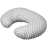 Simon's Baby House Nursing Pillow and Positioner (Chevron...