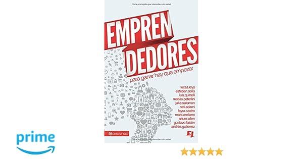 Emprendedores: Para ganar hay que empezar (Especialidades Juveniles) (Spanish Edition): Zondervan, Lucas Leys: 0639390763075: Amazon.com: Books
