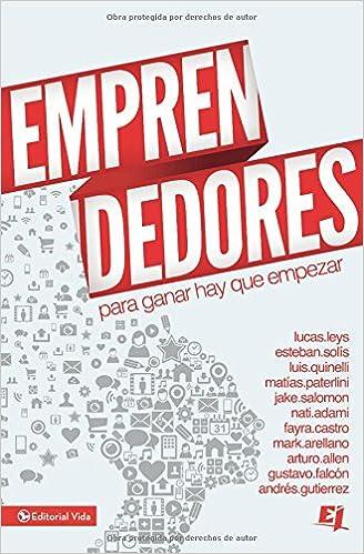 Emprendedores: Para ganar hay que empezar Especialidades Juveniles: Amazon.es: Zondervan: Libros