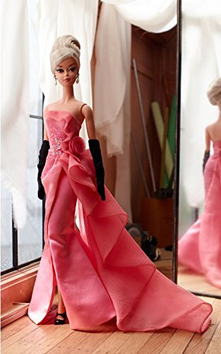 - Barbie Glam Gown Doll BFC Exclusive Gold Label
