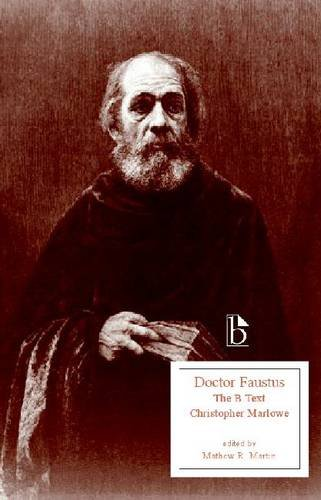 Book cover for Doctor Faustus