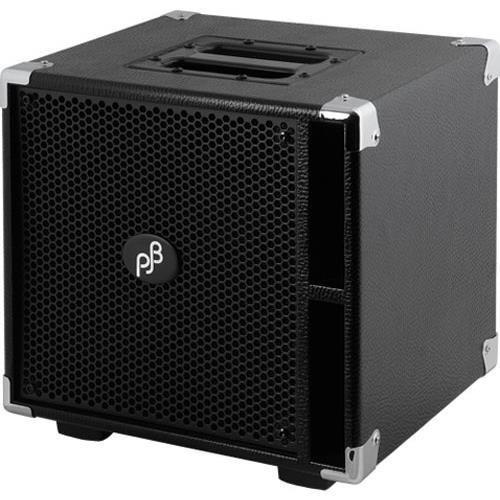 Phil Jones Bass Compact 4 400W 4x5 Bass Speaker Cabinet Black