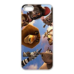 Cool-Benz madagascar 3 animals Phone Case For Sam Sung Note 4 Cover