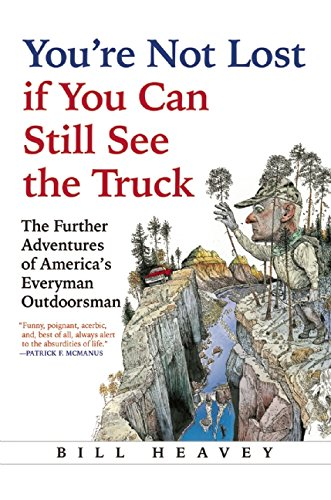 Youre Not Lost Still Truck