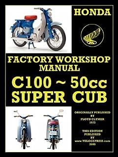 Honda c50 c70 c90 1967 2003 haynes service repair manual honda motorcycles workshop manual c100 super cub fandeluxe Images