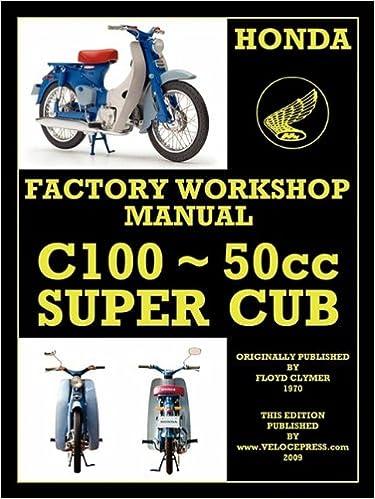 honda motorcycle manuals online