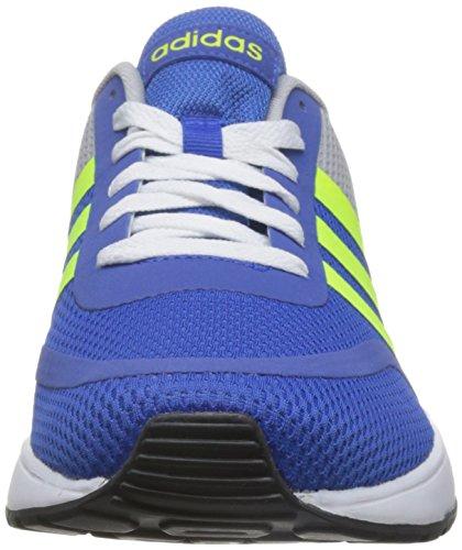 Grigio Blu II Tape Racer Tm Uomo V Sneaker adidas tv0q88