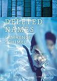 Deleted Names, Lawrence Schimel, 1938334035