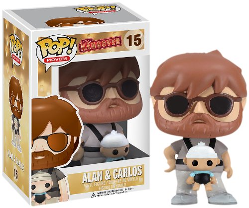 Funko POP Movies: Alan with Baby Vinyl Figure for $<!---->