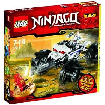 LEGO Ninjago Nuckals ATV #2518